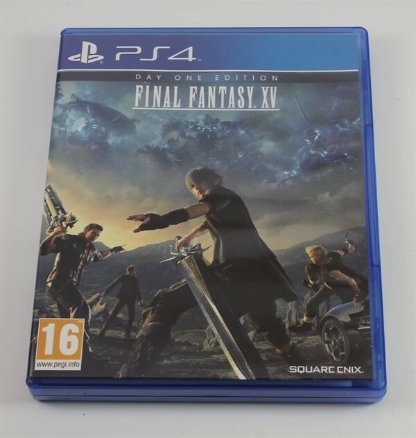 Final Fantasy XV (15), PS4, rollespil