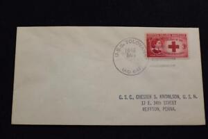 Navale-Cover-1948-Nave-Annullo-Postale-Uss-Tolovana-AO-64-4640