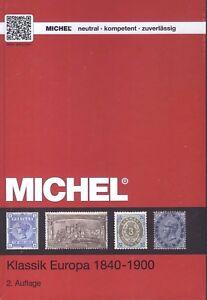 MICHEL-classico-Europa-1840-1914-2a-edizione-NUOVO