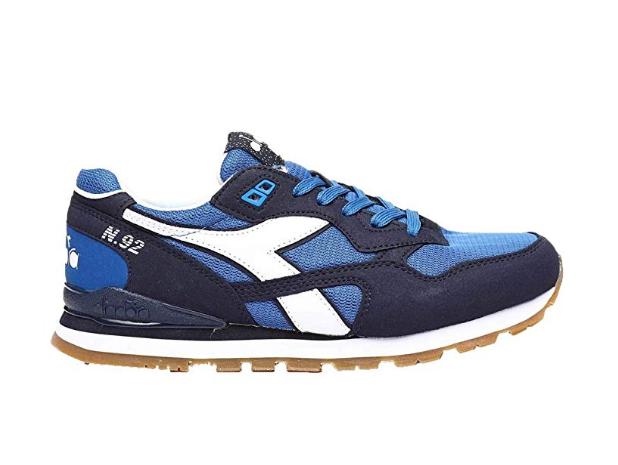 pretty nice 8c411 ff6c7 Diadora herren N 92 schuhe Sport Azzurro Blau Blau Blau Ginnastica  Turnschuhe Palestra Fitness ce2ceb