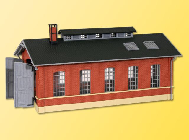 Kibri 39307 Hall de Quais, Hangar, Kit de Montage, H0