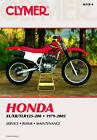 Honda XL/XR/TLR 125-200 1979-87, XR200R-03 by Haynes Publishing Group (Paperback, 2000)