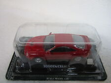 TOYOTA CELICA - ESC.-1/43 - DEL PRADO - CARS