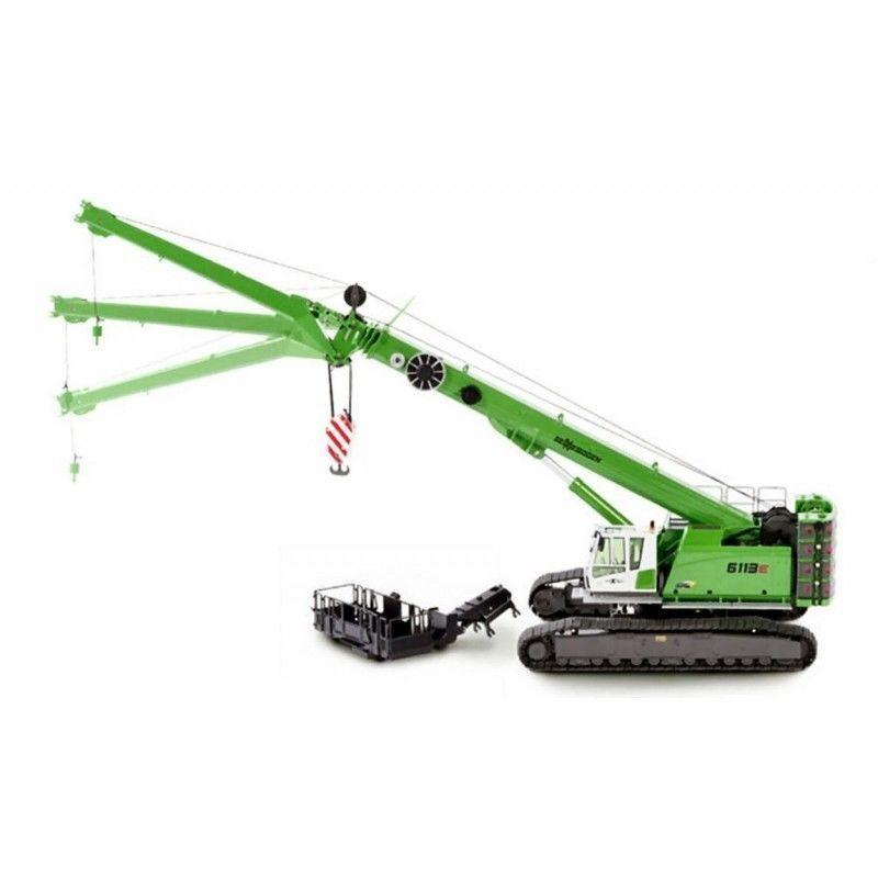 1 50 Scale ROS 00225.8 Sennebogen 6113E Telescopic Crawler Crane - BNIB