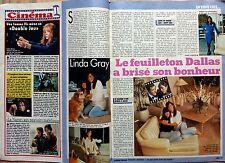 Mag rare 1990: LINDA GRAY (Feuilleton DALLAS)
