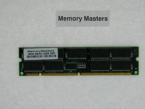 Alerte Mem-rsp4-128m 128mb Drachme Mémoire Pour Cisco Rsp4 7500