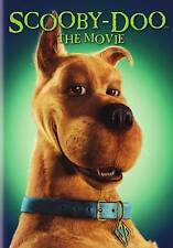 CHILDREN/FAMILY-SCOOBY-DOO-MOVIE (2002/DVD/BIG FACE PKG)  CD NEW
