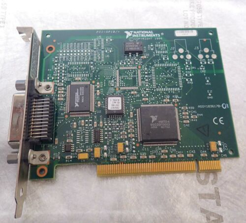 IEEE 488.2 INTERFACE FOR PCI NATIONAL INSTRUMENTS 183617B-01 PCI-GPIB//