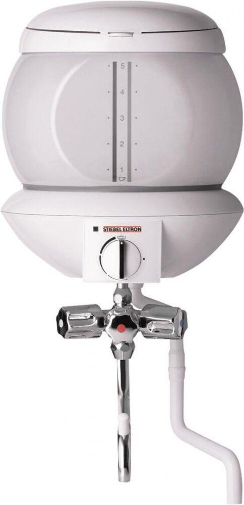 Stiebel-Eltron EBK 5 GA 5 Liter Kochendwassergerät mit Glasbehälter und Armatur