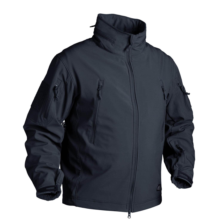 HELIKON tex Gunfighter Jacket Shark skin windblocker chaqueta Navy azul XXXL