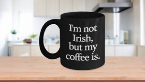 Irish-Coffee-Mug-Black-Coffee-Cup-Funny-Gift-for-St-Patrick-039-s-Day-Whiskey