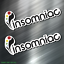 2-TWO-INSOMNIAC-Vinyl-Decal-Sticker-For-Car-Laptop-Skateboard-NEW-EDM-MUSIC thumbnail 1