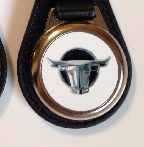 FORD RANCHERO 2 PACK OF KEYCHAINS FOB LOGO  CLASSIC
