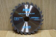 SET OF 3 Punk Circular Saw Blade 305mm X 96T//80T//60T X 30mm Atb//N Atb TCT