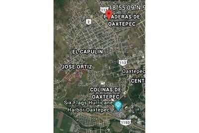 Terreno en Venta en Oaxtepec, Morelos, a 15 minutos del Parque Acuático de Six Flags