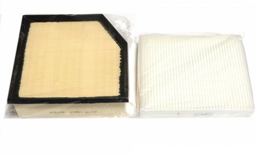ENGINE /& CABIN AIR FILTER FOR LEXUS IS250 IS200t IS300 GS350 GS300 RC350 RC300
