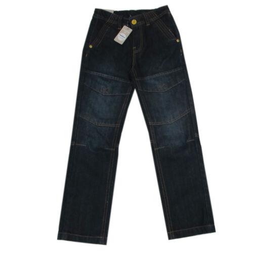 104,110,116,122,128 Pebble Stone Jeans Pantaloni Ragazzo Con Borsa GAMBA TG 92//98