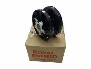Royal Enfield Twins GT & Interceptor 650 Front Wheel Hub Assembly Black