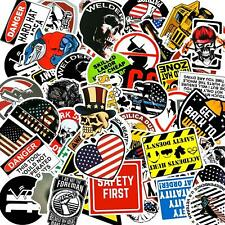 Hard Hat Stickers Tool Box Sticker Helmet Stickers Funny Decals For Construction