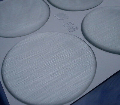 4x Embleme für Nabenkappen Felgendeckel 76mm Silikon Auflkeber Geb Metall 1374