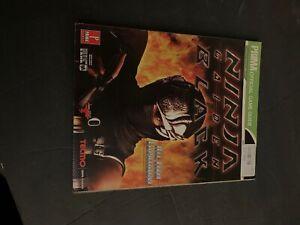 Ninja Gaiden Black Prima Strategy Guide Book Xbox Ebay
