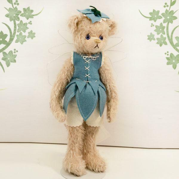 BluBelle Baerie Faerie by Cooperstown Artist Bear Collection
