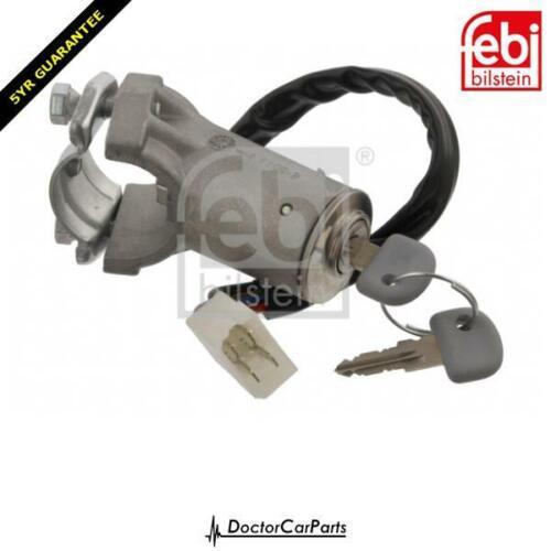 Ignition Barrel Steering Lock FOR FIAT 127 71-/>82 1.0 1.3 900 Petrol