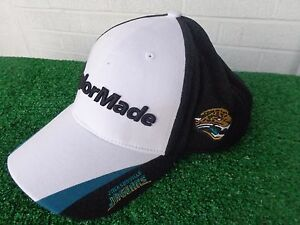 e1152ef7 Details about TaylorMade Golf Jacksonville Jaguars Golf Hat Cap NFL 2010  Adjustable NEW