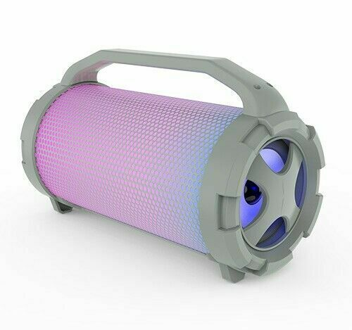 Cash Speaker 30w Bluetooth WiFi Speaker Karaoke Mic SD USB 2020