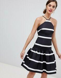 ASOS-DESIGN-96-Stripe-Scuba-Drop-Waist-Midi-Dress-MONOCHROME