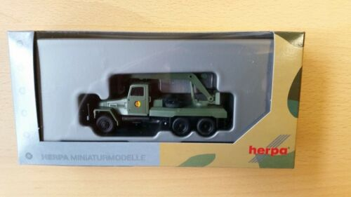 Herpa 746281-1//87 IFA g5 veicolo gru-NVA-NUOVO