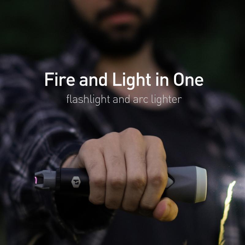 Power Practical, torcia, accendino e e e lanternino 3 in 1 91e39c