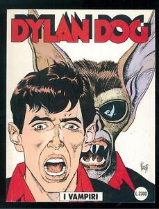 DYLAN DOG I VAMPIRI NUMERO 62 EDIZIONE ORIGINALE NOVEMBRE 1991