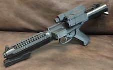 """3D Printed StarWars E11 Stormtrooper Gun Blaster it's about 19""""inches long"""