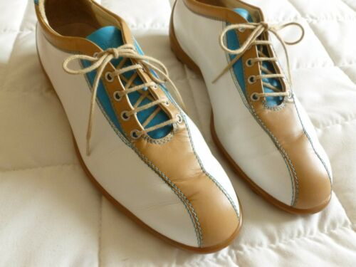 T Basket 37 5 Cuir Camel Marque Blanc 38 Sympa Turquoise Tod's