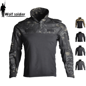 Military-Shirt-Mens-Tactical-T-Shirts-Combat-Long-Sleeve-Army-Pullover-T-Shirt