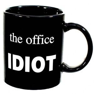 OFFICE-IDIOT-MUG-Work-Colleague-Christmas-Secret-Santa-Joke-Prank-Novelty-Gift