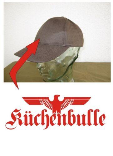 Küchenbulle Cap mit Reichsadler Mütze Baseball Cap One Size WH WK2 WW2 Wehrmacht