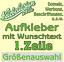 Indexbild 6 - 1. Zeile Aufkleber Beschriftung 30-180cm Werbung Werbebeschriftung Sticker Auto