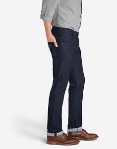 Denim Brossé Spencer Mince Jeans Scuro W184ee82j Rinçage Wrangler Uomo zw1wpn0I