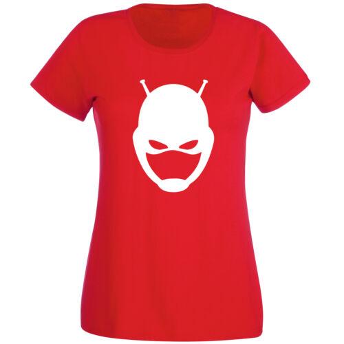Ant Man Inspired Retro Popular Boys Girls Womens Kids Mens Funny T Shirt