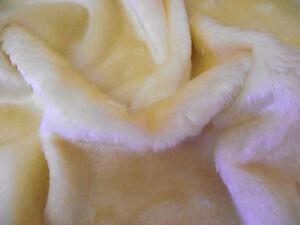 SHORT-PLUSH-Care-Bear-Faux-Fur-Fabric-TOFFEE