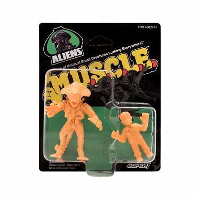 Pack E Mini-Figures Alien Queen Burke Aliens M.U.S.C.L.E