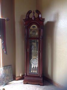 Details about Ridgeway Grandfather Clock
