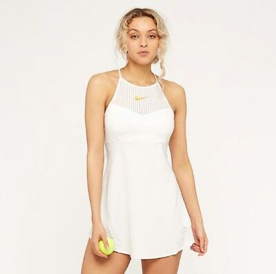 Nike Maria Sharapova Court Women S Tennis Dress 888198 100 Ebay