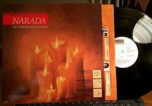 Narada-Christmas-Collection-LP-NM-1988-Eric-Tingstad-Various-Artists