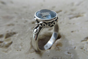 Size-7-Size-N-1-2-Size-54-Blue-TOPAZ-Ring-in-solid-925-STERLING-SILVER-0017