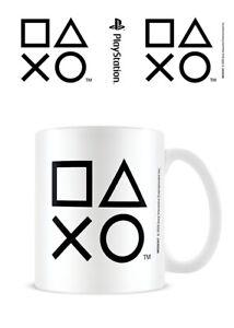 Boxed Ceramic Gift Mug - Playstation  - MG26347