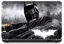 "Batman Inside Logo Laptop Skin 15.6"" - High Quality 3M Vinyl"