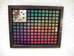 Besler Color Print Test for Ektaflex